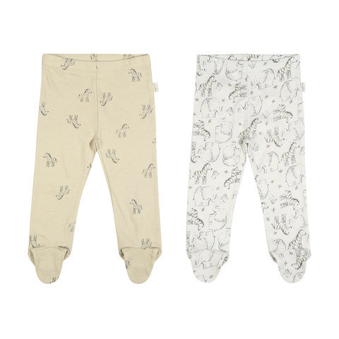 2 Pack Organic Half Sleeper