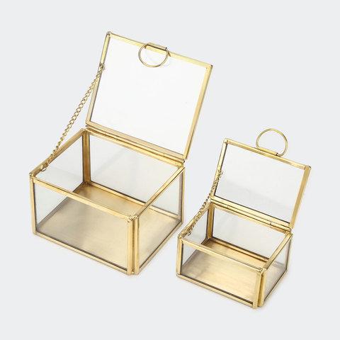 2 Pack Mini Jewellery Boxes