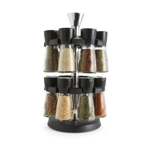 17 Piece Spice Jar Set