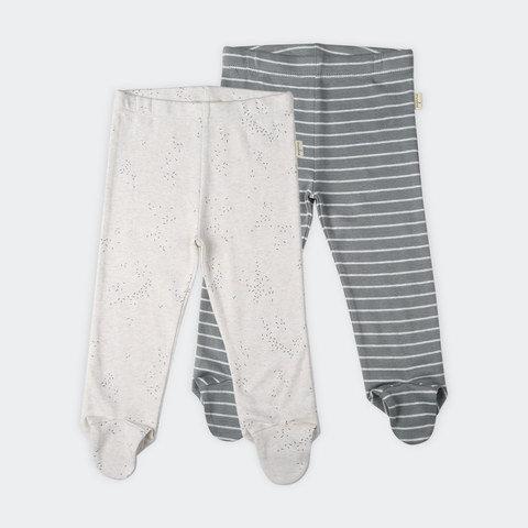 2 Pack Organic Sleep Pants