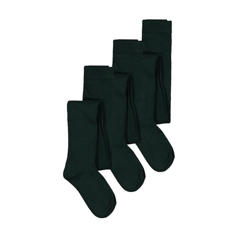 3 Pack School Cotton Rich Tights