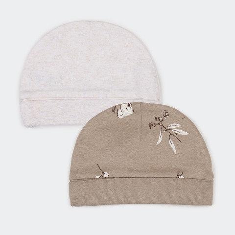2 Pack Organic Hat