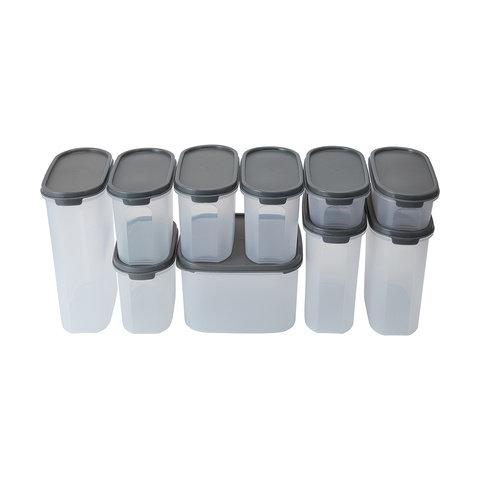 10 Piece Dry Food Storage Set
