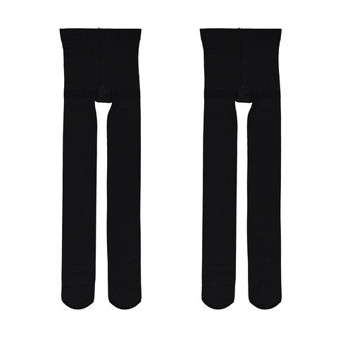 2 Pack School Opaque Tights