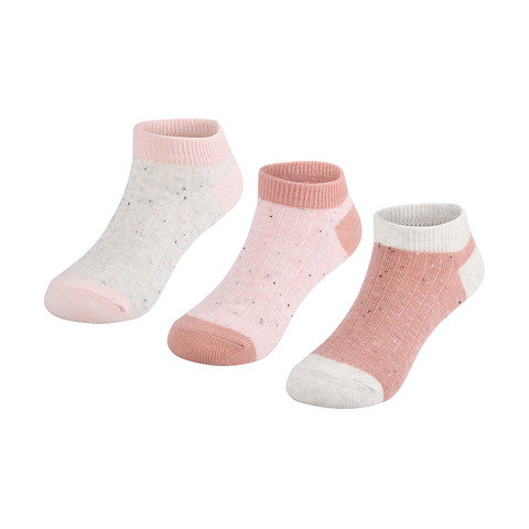 3 Pack Casual Trainer Socks
