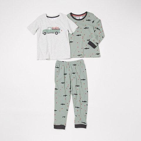 3 Piece Pyjama Set