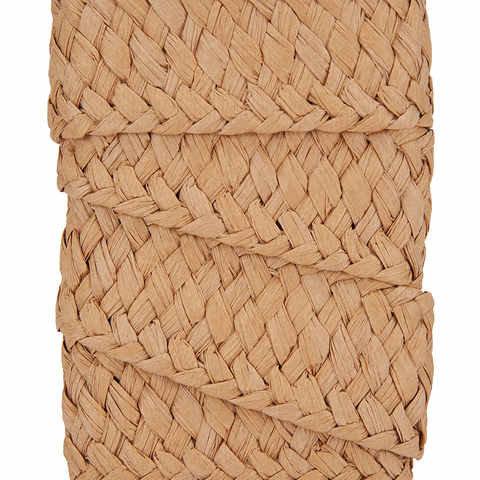 1m Braided Paper Trim