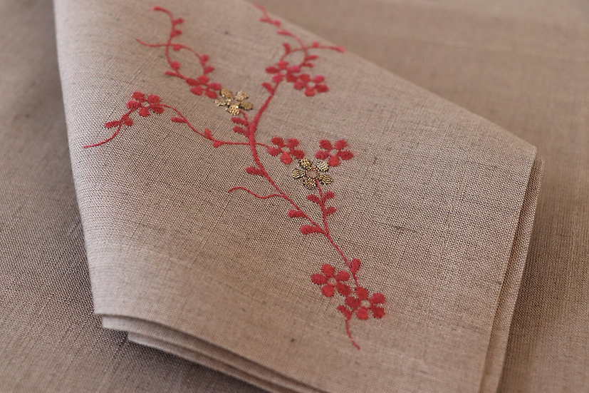 bloom napkin