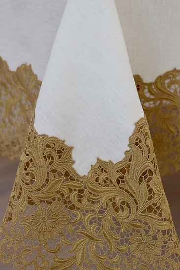 Belvedere tablecloth