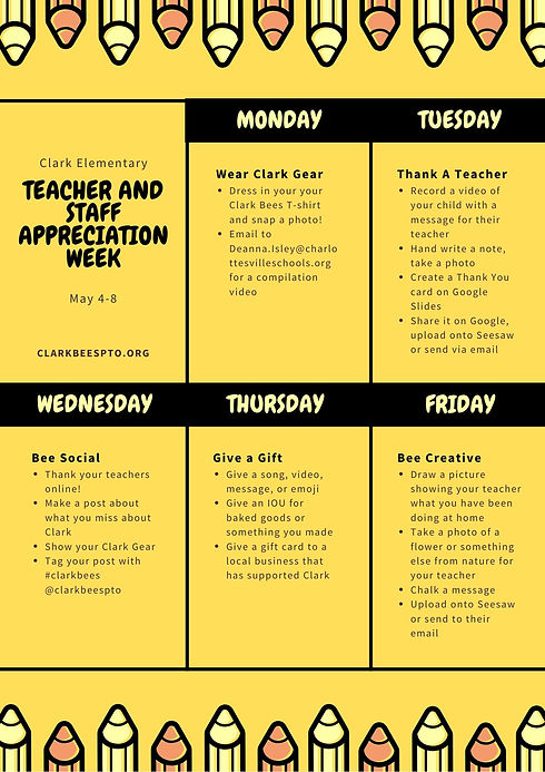 Yellow with Pencil Vectors Lesson Plan G