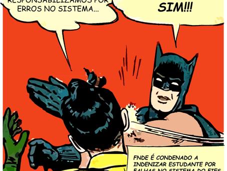 FNDE é condenado a indenizar estudante por falhas no sistema do FIES