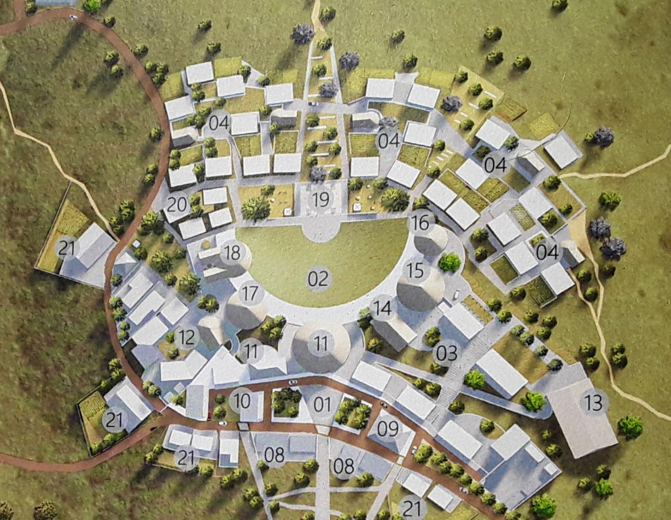 Vision - Entire Village