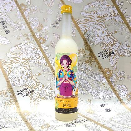 古都 檸檬酒500ml (alc.25%)