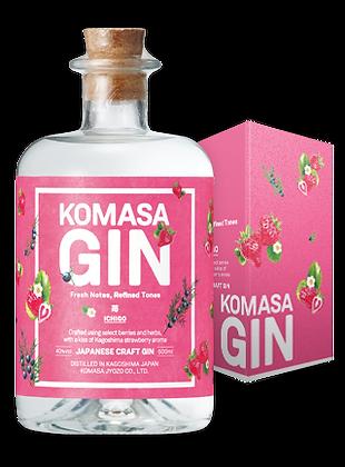 """""""小正"""" - 士多啤梨香草氈酒 Gin 500ml"""