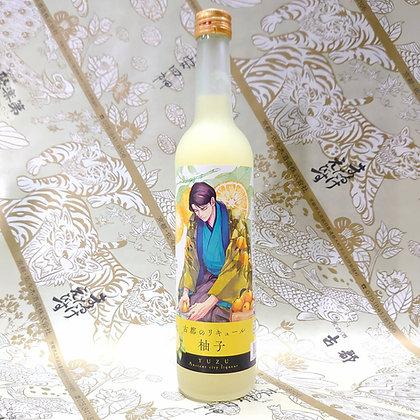 古都 柚子酒500ml (alc.25%)