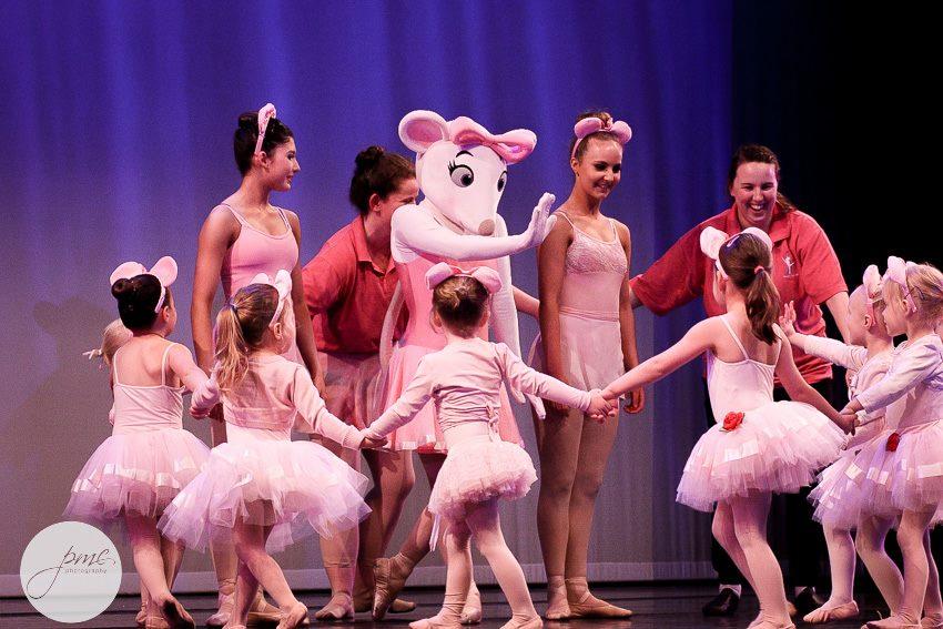 Angelina Ballerina Academy