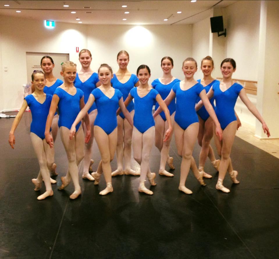 Company Rehearsals, 2016