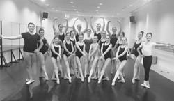 Company Rehearsals 2016
