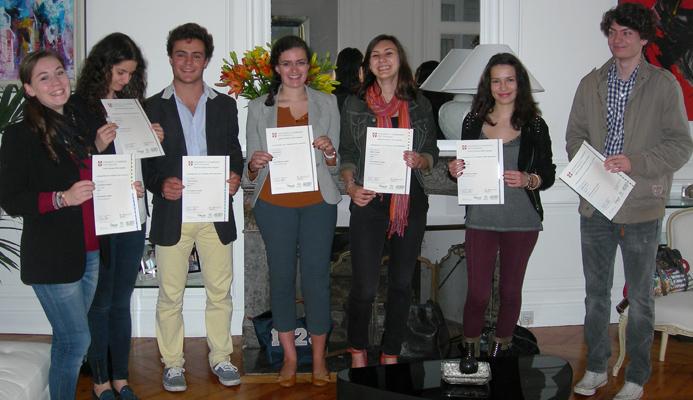 First Certificate promo 2013