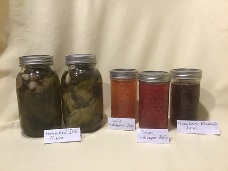 Traditional Food Preservation in Coos County