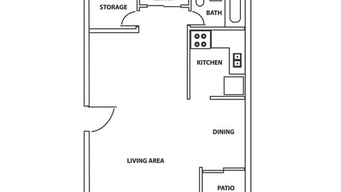 Configuration C Floor Plan