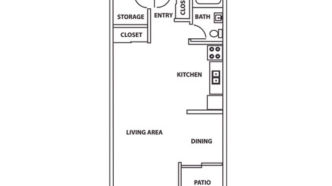 Configuration A Floor Plan
