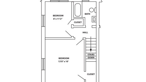 Pugh / McCormick Floor Plan