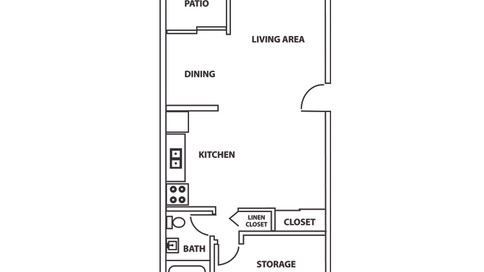Configuration B Floor Plan