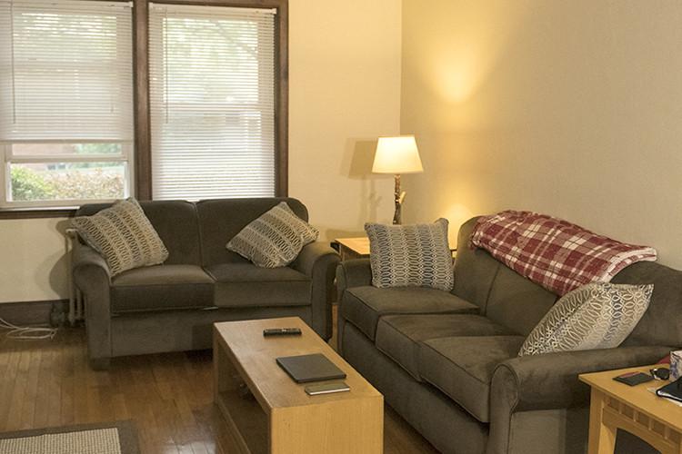 Pugh / McCormick Living Room