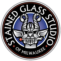 Stained Glass Studi of Milwauke Logo
