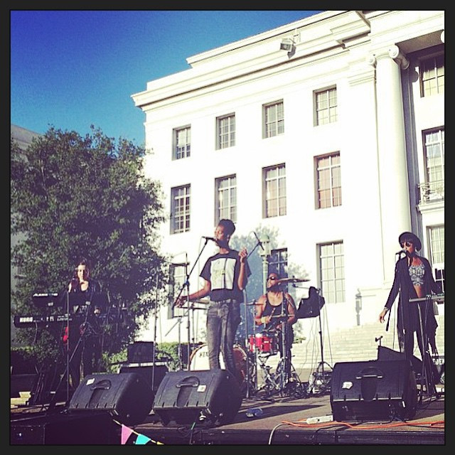 Instagram - Awesome gig today at Berkeley Uni to close the west coast US run, su