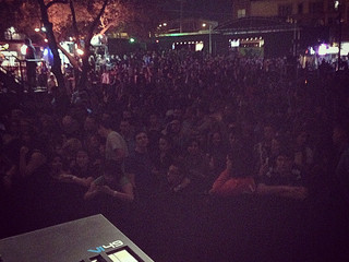 SXSW Festival, Austin Texas with Shamir!