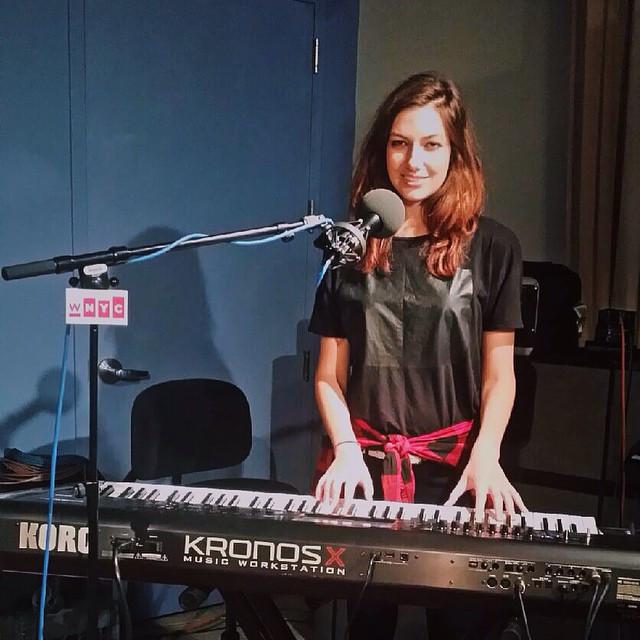 WNYC Radio show