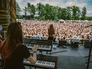 Summer '19 festivals with Bea Miller!