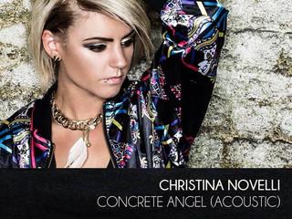 Christina Novelli studio sesh