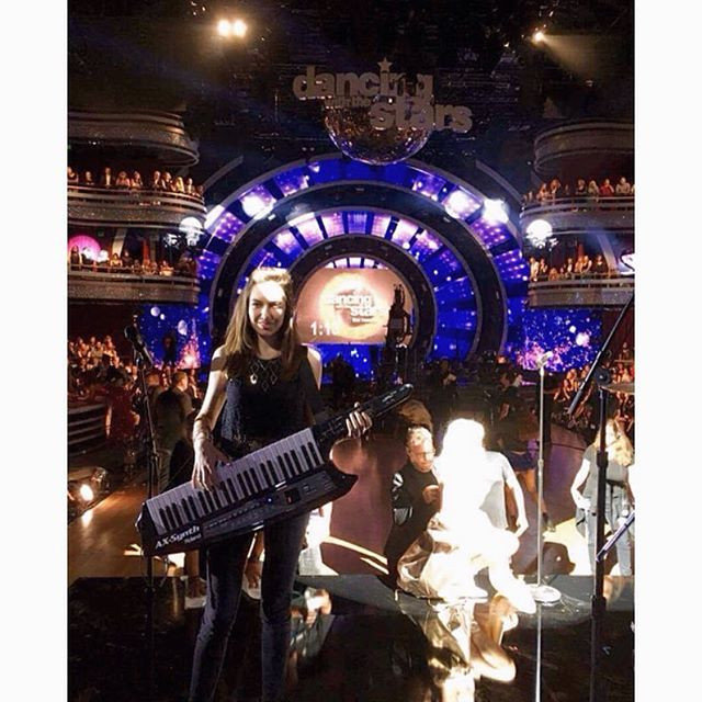 Dancing With The Stars with Zara Larsson