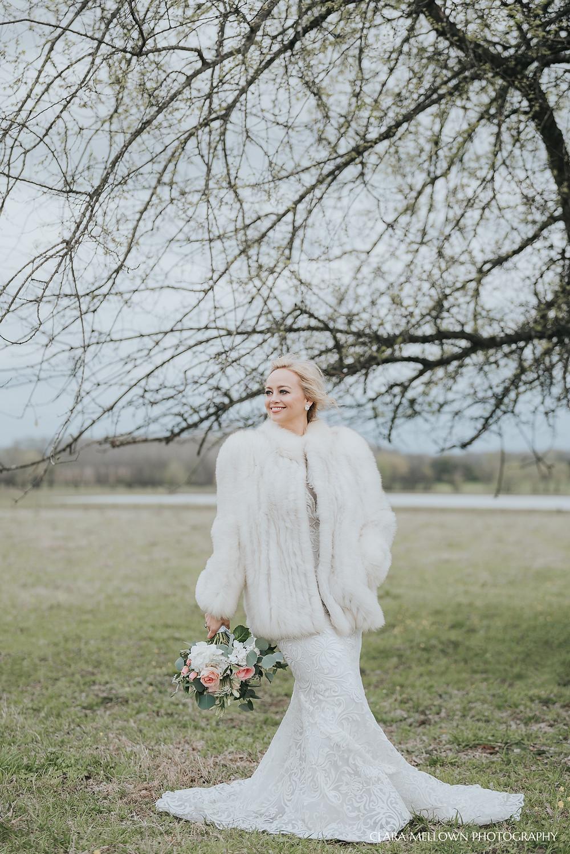Alabama Bridal Portrait