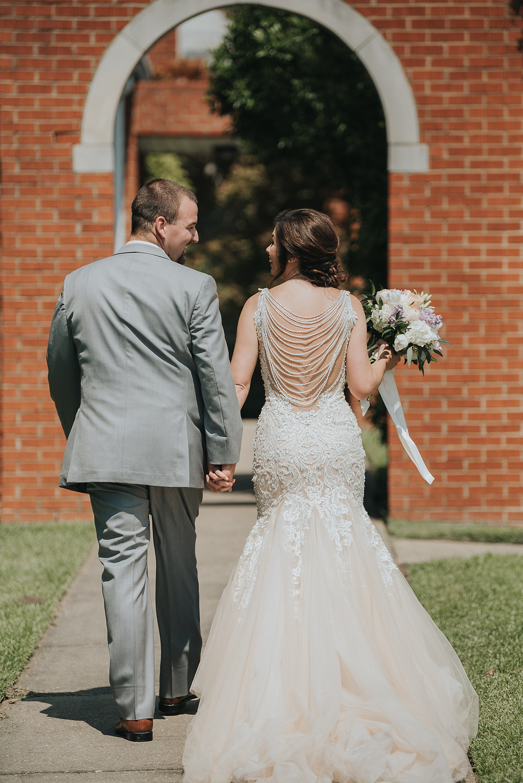 First Baptist Church Demopolis Wedding