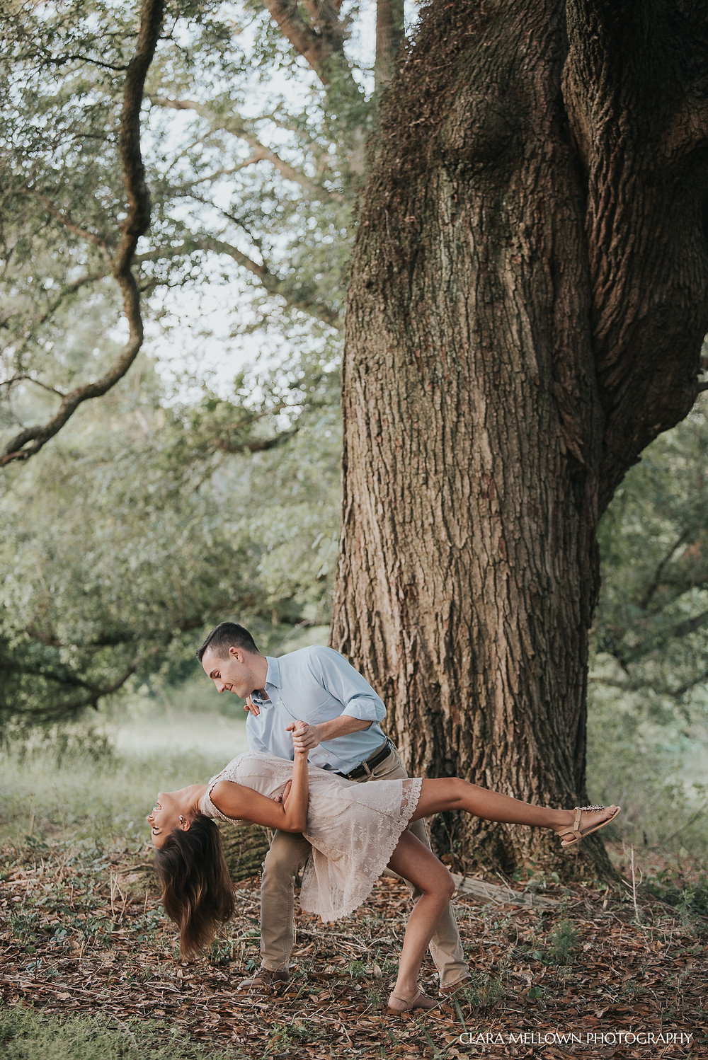 Engagement Photographer in Prattville, Alabama