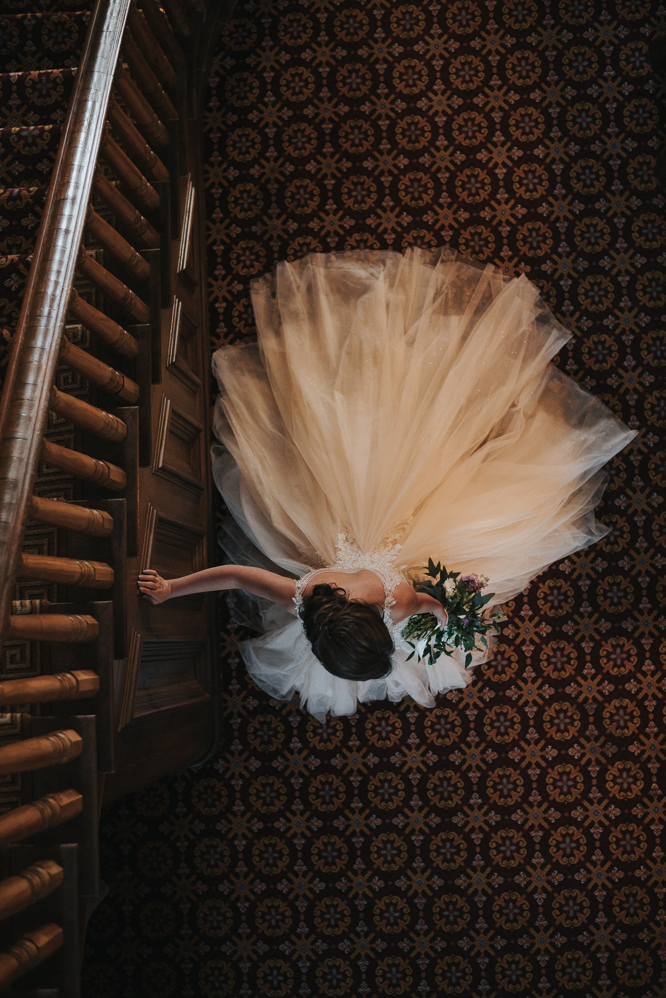 Jemison Mansion Wedding