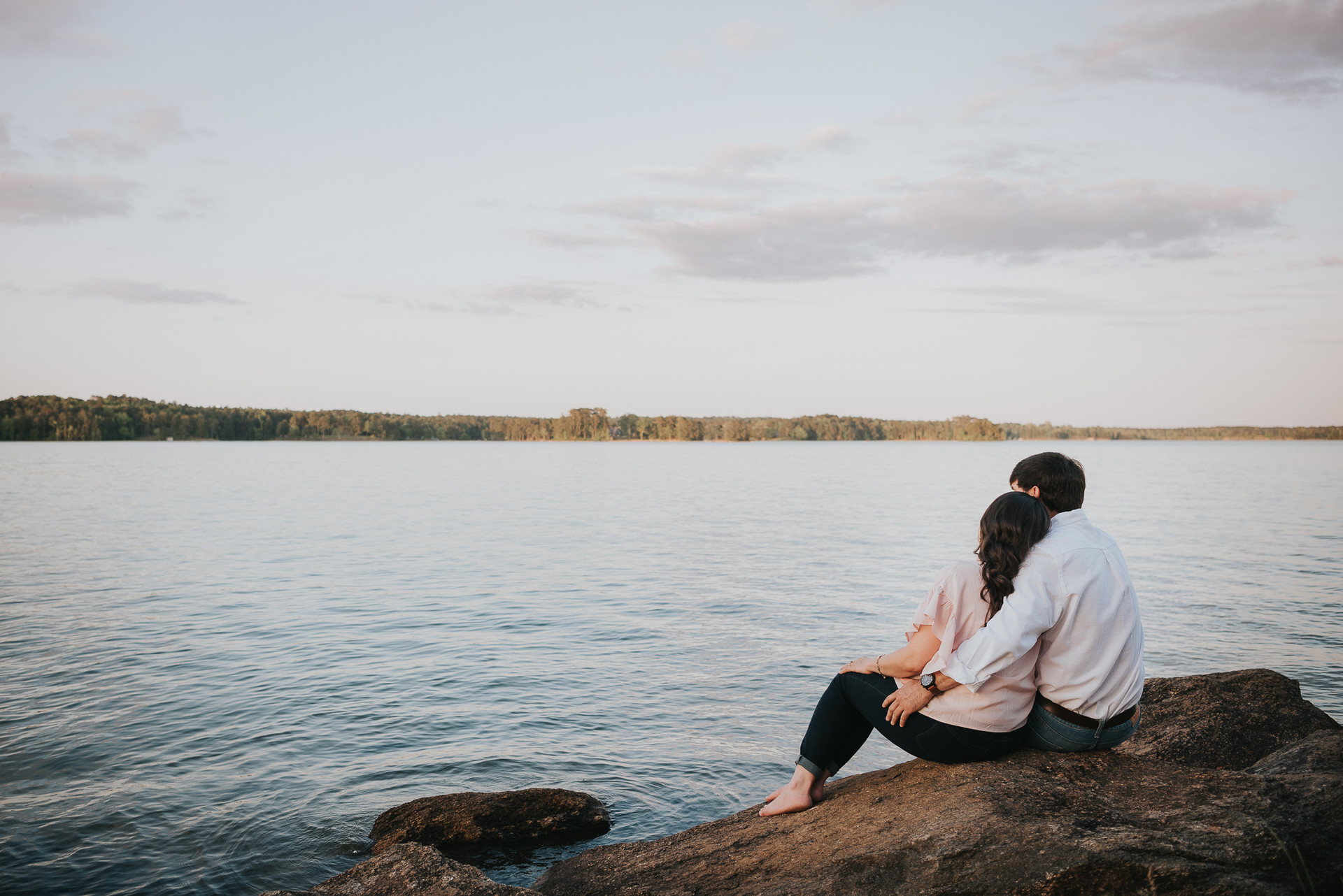 Lake Martin Engagement Session