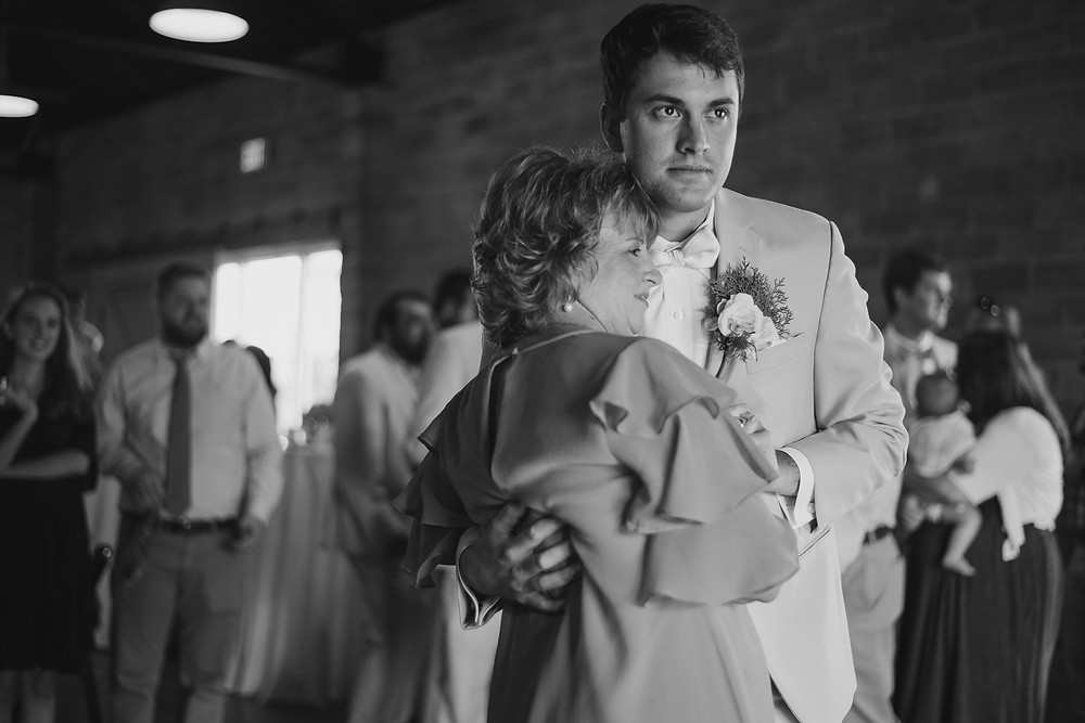 First Dance with Mother