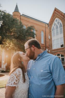 University of Alabama Engagement