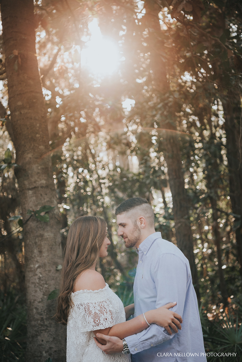Dauphin Island Engagement Session