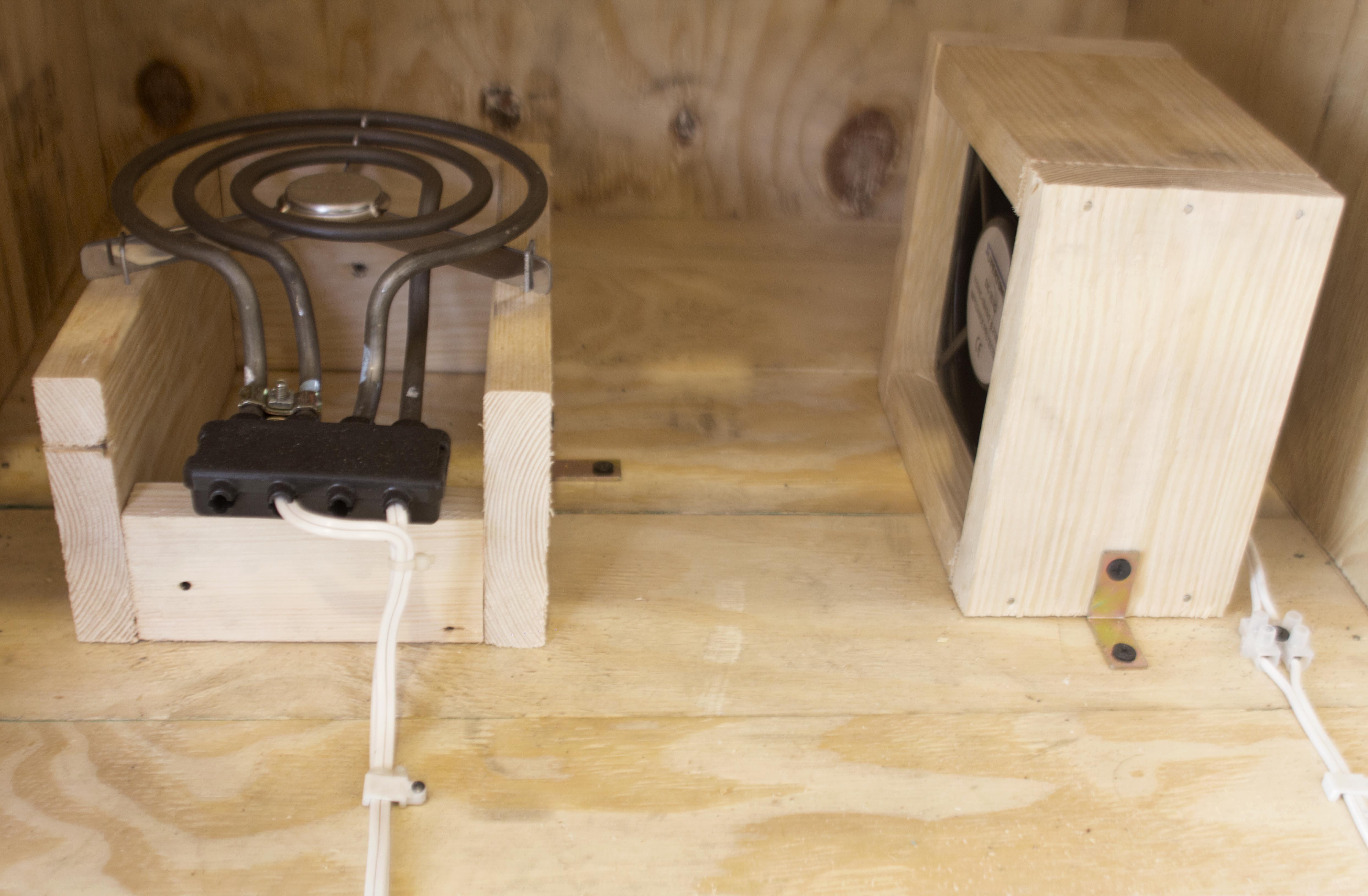 motor secador