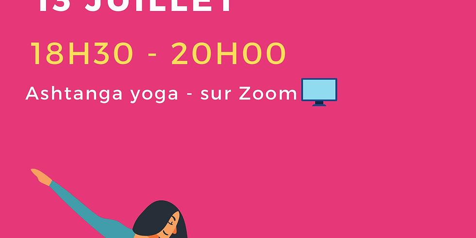 lundi 13 juillet : Cours en Visio sur ZOOM