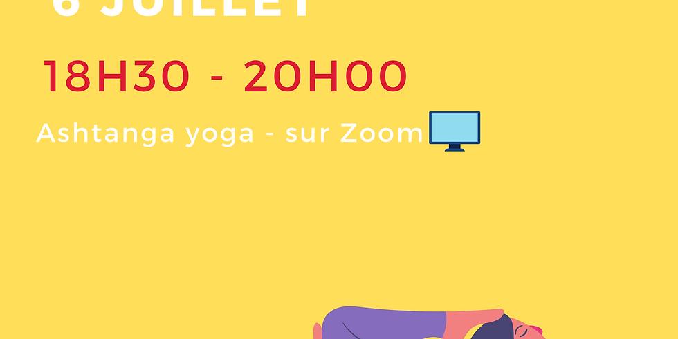 lundi 6 juillet : Cours en Visio sur ZOOM
