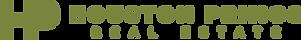 Houston Primos Real Estate Logo Horizont