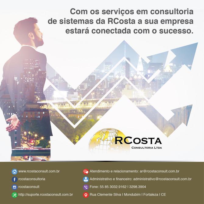 Consultoria de sistemas da RCosta conectada com o sucesso