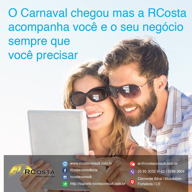 Carnaval 2018 com a RCosta